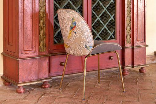 silla tapizada CALGARY 4