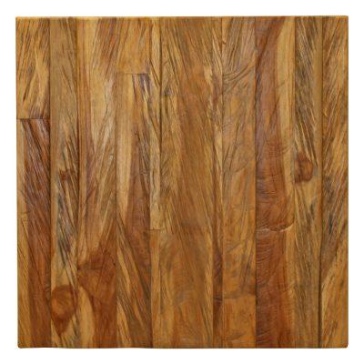 TAPA DE TEKA Tapa de madera de teka natural con acabado en barniz. Encuéntrala en MisterWils. Más de 4000m² de exposición y almacén. Aparadores, Cartelería artística, Complementos, Estantes, Iluminación, Mesas, Outlet, Plantas Artificiales, Sillas, Sofás y bancos, Taburetes, Ventilación.