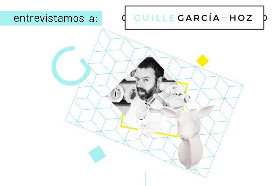 Entrevista a Guille García Hoz diseñador polivalente. Guille García Hoz es uno de los diseñadores más atrevidos y versátiles del interiorismo...