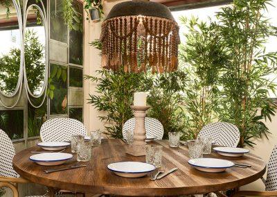 Burro Canaglia Bar&Resto el establecimiento de cocina italiana acaba de abrir un nuevo espacio en la calle José Gestoso, con mobiliario de MisterWils...