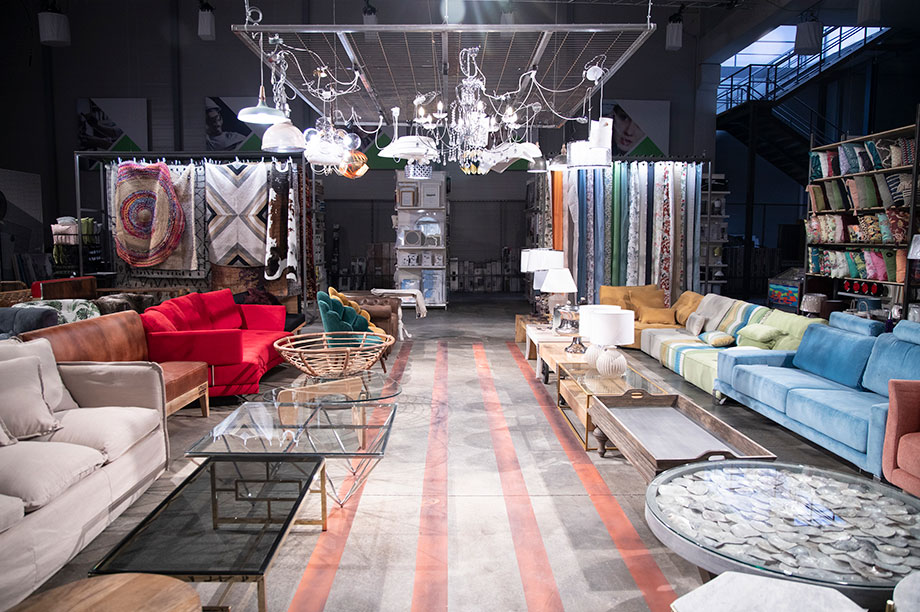 Nuestros muebles presentes en el Talent Show Masters de la Reforma