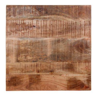 JAIPUR Tapa de madera tropical de mango envejecida y teñida. Encuéntrala en MisterWils. Más de 4000m² de exposición y almacén.