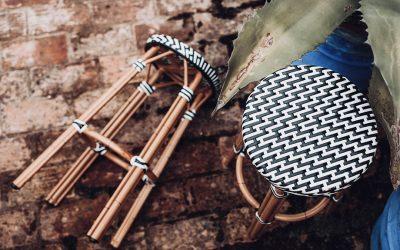 Rattan, mimbre y bambú, aprende a diferenciarlos y a decorar con ellos