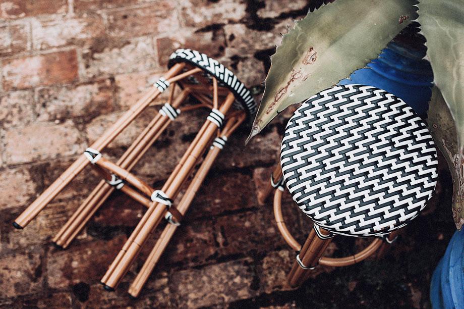 Rattan, mimbre y bambú