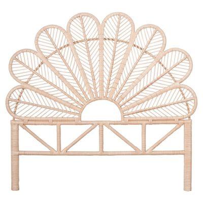 PETAL Cabecero para cama estilo étnico-exótico fabricado en bambú. Encuéntralo en MisterWils. Más de 4000m² de exposición y almacén.