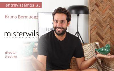 Descubriendo a nuestro director creativo Bruno Bermúdez