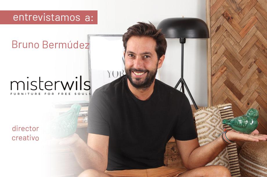 Descubriendo a nuestro director creativo Bruno Bermúdez.
