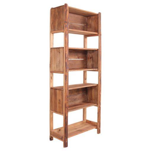 SPECTRA Estantería fabricada en madera de pino reciclado. Encuéntrala en MisterWils. Más de 4000m² de exposición y almacén.