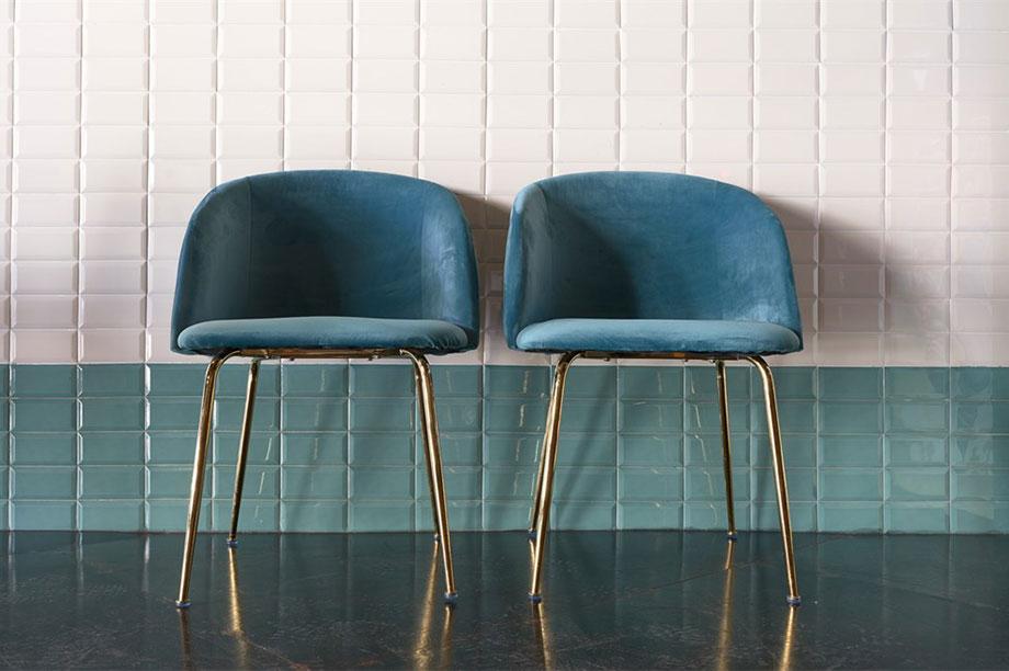 Ponte cómodo con nuestras sillas tapizadas de última tendencia
