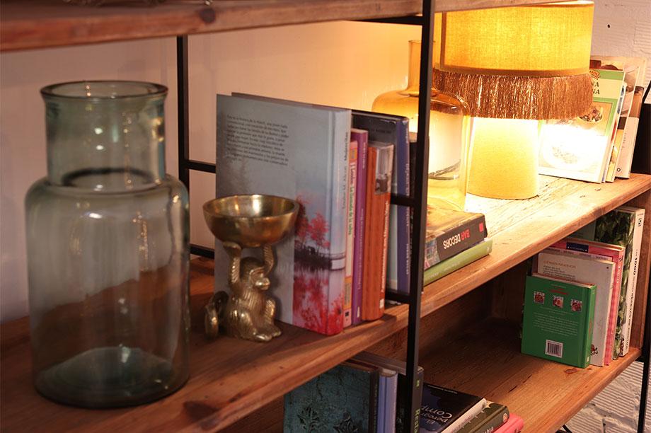 Mesas de Navidad con brillo contenido, se puede