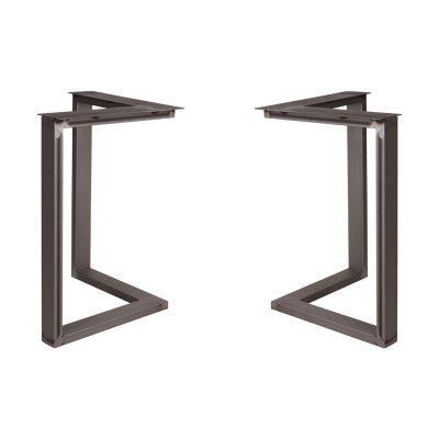 GUITARRA ESTRUCTURA BARNIZ Estructura acero para mesa estilo industrial. Encuéntrala en MisterWils. Más de 4000m² de exposición y almacén.