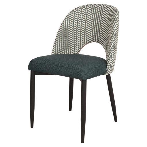 silla tapizada SHINTO 1