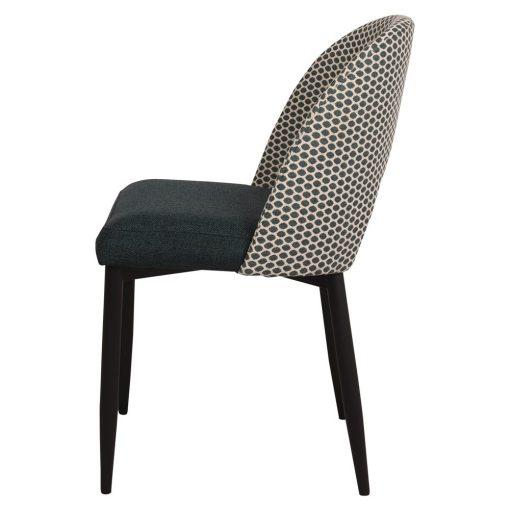 silla tapizada SHINTO 3