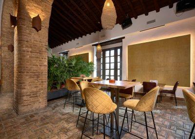 El Colmao, un proyecto de Neuttro en una casa palacio de Villamanrique