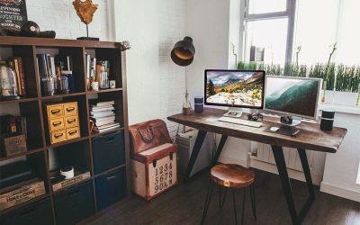 Cómo organizar tu casa para trabajar desde ella y convertirla en tu oficina