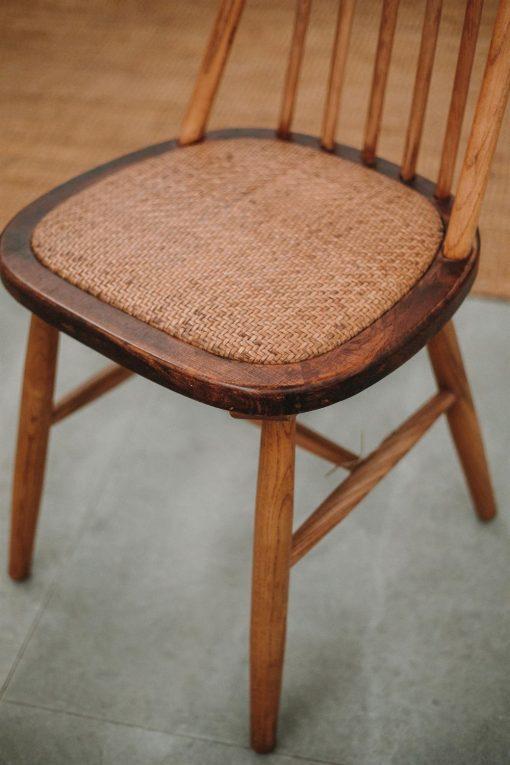 silla de madera APPLE de estilo Windsor/ Ercol 5