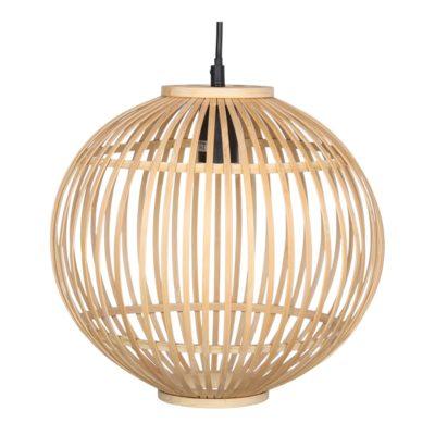 ORICONO Lámpara de techo fabricada en bambú natural. Encuéntrala en MisterWils. Más de 4000m² de exposición y almacén.