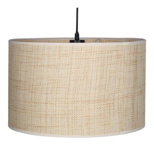 BORNOLY Lámpara de techo fabricada en rejilla de bambú. Encuéntrala en MisterWils. Más de 4000m² de exposición y almacén.