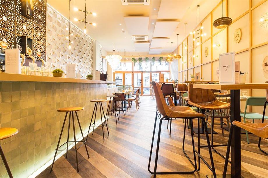 El interiorismo en la restauración y los hoteles tras la COVID-19