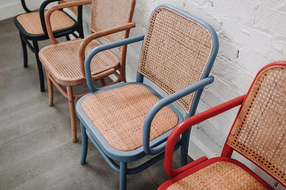 Sorteamos un par de nuestras sillas Louis en Instagram