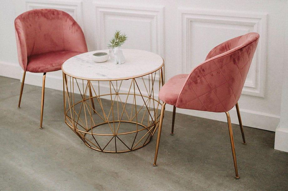 10 piezas perfectas para tener un salón al más puro estilo Art Decó