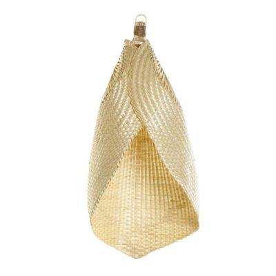 TRIGEM Pantalla para lámpara de techo de fibra de rattan. Encuéntrala en MisterWils. Más de 4000m² de exposición y almacén.