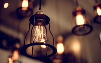 Lámparas de techo y apliques perfectos para restaurantes