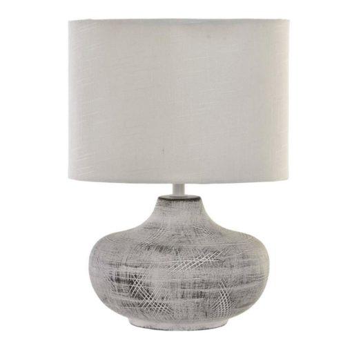 OTORO Lámpara de mesa estilo Contemporáneo con base de gres. Encuéntrala en MisterWils. Más de 4000m² de exposición y almacén.