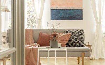 El minimalismo cálido es la tendencia perfecta para el otoño