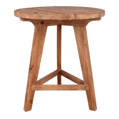 SPRING Mesa alta estilo Rústico Vintage de madera reciclada. Encuéntrala en MisterWils. Más de 4000m² de exposición y almacén.