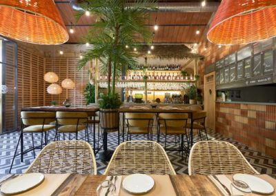 La Cantina Kulinaria, un proyecto de interiorismo del equipo de MisterWils