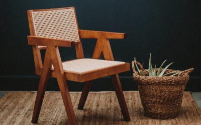 Las sillas de madera y de metal más icónicas del estilo Mid Century