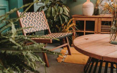 Los materiales más 'top' para una mesa de centro