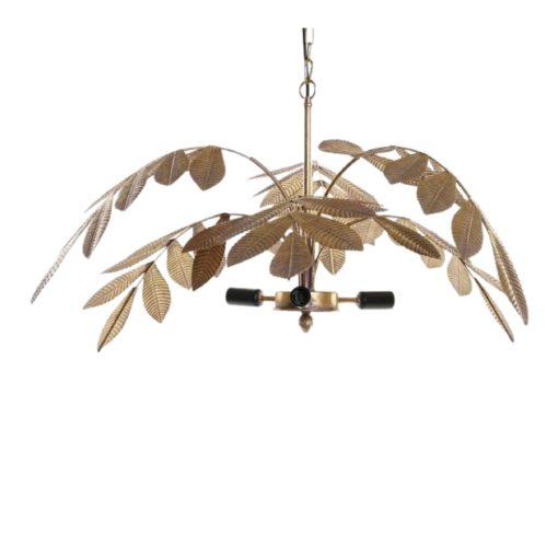 ALTEA Lámpara de techo estilo Contemporáneo con forma de hojas. Encuéntrala en MisterWils. Más de 4000m² de exposición...