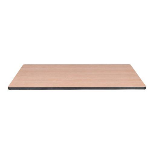 TOBÍAS SIN BISEL Tapa de compacto fenólico imitación madera Encuéntrala en MisterWils. Más de 4000m² de exposición y almacén.