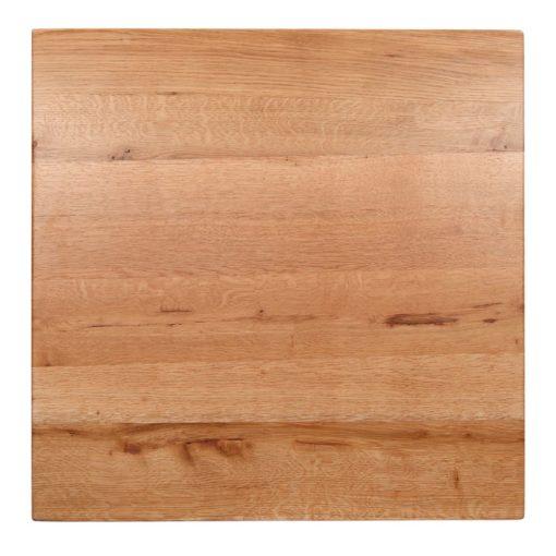 DARWIN ROBLE Tapa de madera maciza de roble acabada en barniz. Encuéntrala en MisterWils. Más de 4000m² de exposición y almacén.