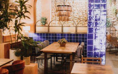 Las dos ideas para decorar un restaurante que serán tendencia en 2021
