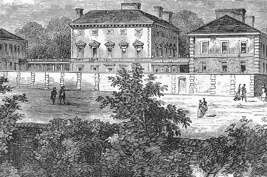Casa del IV Conde de Chesterfield, en Londres