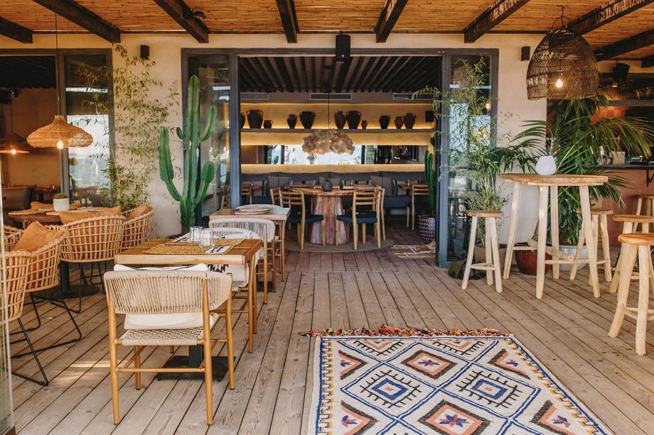 Tendencias para la decoración de interiores en restaurante y bares