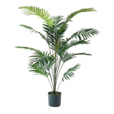 ÁRBOL PALMERA DELUXE Planta artificial decorativa. Encuéntrala en MisterWils. Más de 4000m² de exposición y almacén. 1