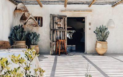 Decoración estilo rústico-mediterráneo: diseño y naturaleza