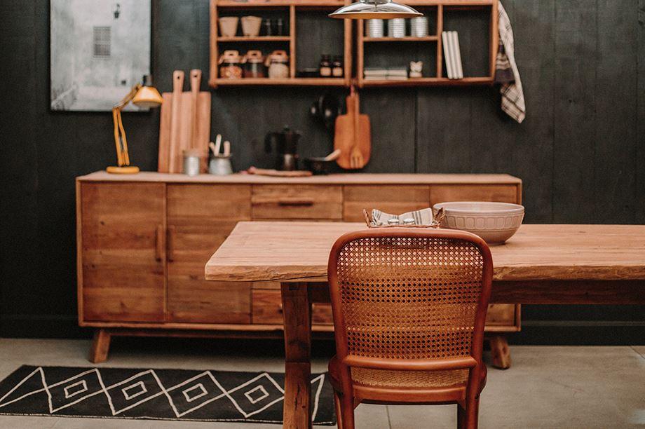 muebles estilo cannage