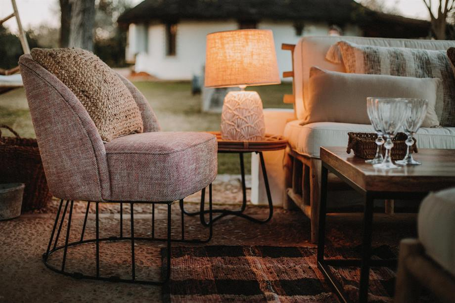 muebles de exterior low cost