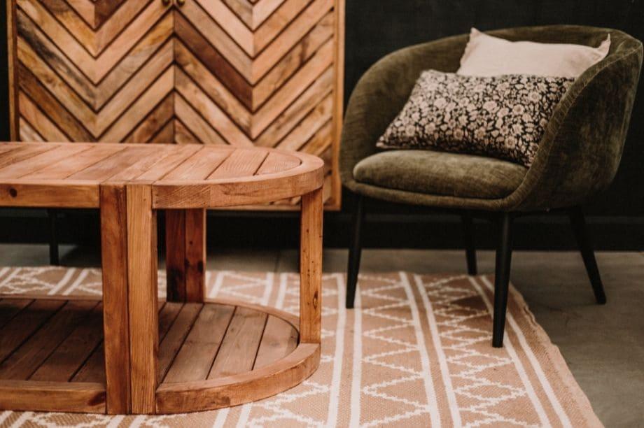 asientos tapizados para otoño