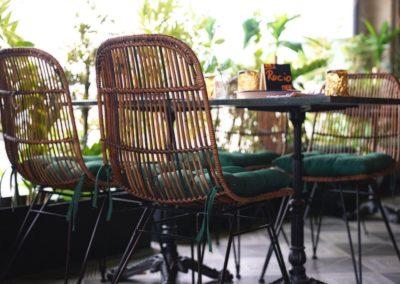 Proyecto Burro Canaglia silla de rattan