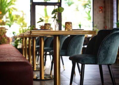 Proyecto Burro Canaglia silla tapizada