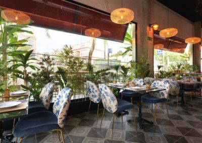 Proyecto Burro Canaglia sillas y mesa