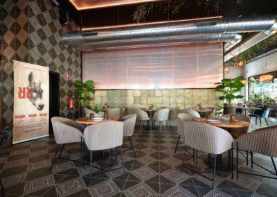 Proyecto Burro Canaglia sala principal 6